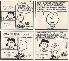 Peanuts, Lucy e Charlie Brown