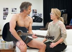 Timothy Olyphant(omg) Rehearses Kenneth Lonergan's Hold On to Me Darling