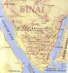 Conflictele lumii-Weltkonflikte: Insurgența islamistă din Sinai( Egipt)- rece, absu...