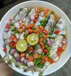 Pineapple Recipes Healthy, Healthy Lasagna Recipes, Healthy Chinese Recipes, Asian Fish Recipes, Healthy Eating Recipes, Vegetarian Recipes, Healthy Yogurt, Instagram, Indonesian Cuisine
