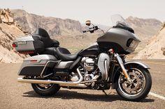 Novos modelos e novidades da gama Harley-Davidson 2016 - MotoNews - Andar de Moto