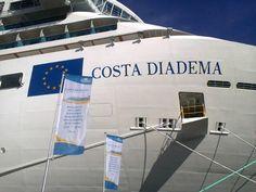Costa Diadema a Trieste