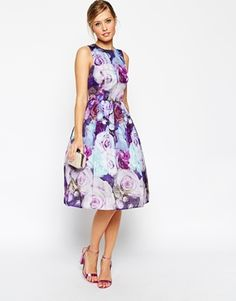 Buy ASOS Floral Soft Prom Dress at ASOS. Get the latest trends with ASOS now. Modest Dresses, Cheap Dresses, Pretty Dresses, Casual Dresses, Prom Dresses, Wedding Dresses, Tall Dresses, Woman Dresses, Bridesmaid Dresses Floral Print