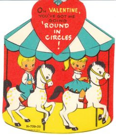 Retro Valentine Cards | hi all i just found this cute little card and wanted to share it with ...