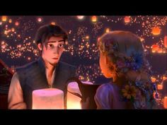 I See The Light - Tangled (music video) [HD, closed caption lyrics] - YouTube