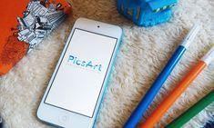 Editando com PicsArt #PicsArt #Tips