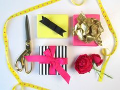 3 Beautiful Ways To Tie A Bow With Ribbon
