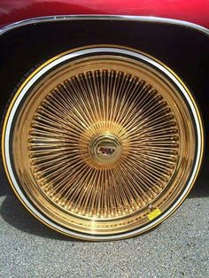 Daaanng! Car Rims, Rims And Tires, Wheels And Tires, Wire Wheels, Gold Wheels, Dayton Rims, Arte Lowrider, Arte Cholo, Rims For Sale