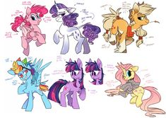 I Saw The Mlp G5 Concept Art Leaks And Boy Are They Bad So I