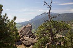 Mount Sanitas Trail and Trailhead  Boulder, CO