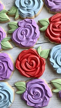 Mother's Day Cookies, Summer Cookies, Fancy Cookies, Cute Cookies, Cupcake Cookies, Cookie Favors, Heart Cookies, Cupcakes, Christmas Sugar Cookies