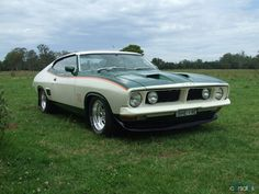 New & Used cars for sale in Australia Australian Muscle Cars, Aussie Muscle Cars, American Muscle Cars, Ford Falcon, Car Ford, Ford Gt, Ford Torino, Ford Classic Cars, Ford Fairlane