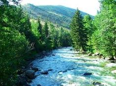 Rock Creek, Red Lodge Montana, 10,000 good memories here