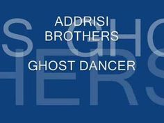 ADDRISSI BROTHERS - GHOST DANCER. A very nice song to add to your halloween music collection, plus an interesting story at the lyrics. If you like it, please click on Like.