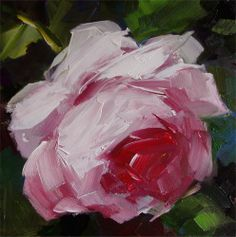 original floral paintings -  Rose paintings