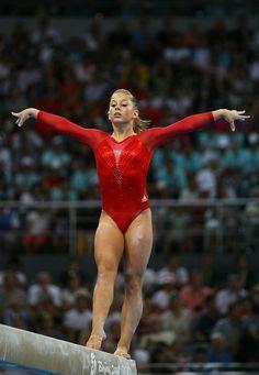 Shawn Johnson Photos - Olympics Day 7 -