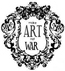 #Obey #Inspired #make #art #not #war