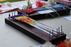 Old Red Barn Co.: Art camp - weaving