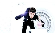 Zayn in You & I fragrance commercial.
