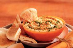 Hummus recept AH Tapas, Antipasto, Good Food, Yummy Food, Yummy Yummy, Daily Meals, Superfoods, Bon Appetit, Cantaloupe