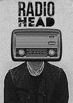 Grunge - Monde de la musique - Radiohead grunge vintage poster Lisez maintenant nos articles sur la musique grunge sur mundodemusi - Vintage Grunge, Vintage Rock, Radiohead Poster, Creep Radiohead, Rock Band Posters, Vintage Music Posters, Vintage Design Poster, Classic Movie Posters, Rock Music