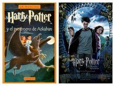 J.K. Rowling - Harry Potter y el prisionero de Azkaban (Book vs Film)