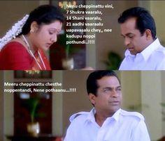 Brahmi's Funny Jaffa Dialogue