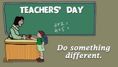 Just not a wish. Show your teachers the thankfulness you have for them.