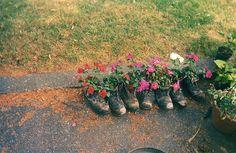 shoe pots by rosanne maccormick-keen, via Flickr