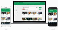 Google introduced a revamped version of the Google+ apps and website that reorganize the social network around its Communities and Collections features.