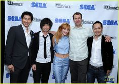 bella thorne sega event nyc 08