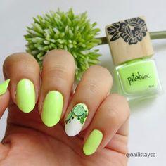 Nailista: Mimosa de Pitahia  | Check out http://www.nailsinspiration.com for more inspiration!