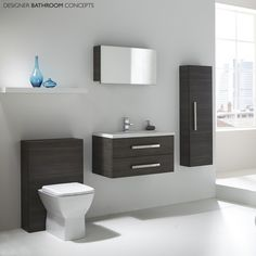 Aquatrend Designer Bathroom Furniture Collection from DesignerBathroomConcepts.com