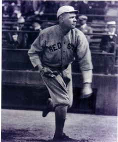 Babe Ruth, Boston Red Sox, 1914