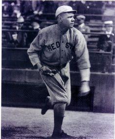 Babe Ruth, Boston Red Sox, 1914