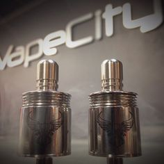 Polished Patriots are now available!  VapeCity Chicago Phone orders | 847-461-ECIG  #vapelife #vapeporn #mechanical #mods #RDA #rba #vapors #vapecommunity #rebuildables #clouds #chitownvapors #vapes #vaping #drippers #Padgram