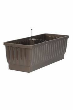 """23"""" Self-Watering Windowbox...several colors to choose from!"""