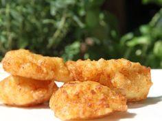 Deliziose frittelle di baccalà