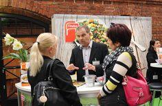 FINDUS OY Findus Finlandin avainasiakaspäällikkö Tero Hukka kertoi messuilla vastuullisesta kalanhankinnasta. Kaikki Finduksen villinä pyydetyt kalat ovat MSC sertifioituja. MSC-merkintä varmistaa että tuotteen alkuperä on jäljitettävissä ja pyyntimenetelmissä on noudatettu kestävän kalastuksen mukaisia toimintatapoja. Kiinnostusta messuilla herätti myös Finduksen rakennemuutettu ruoka ja monipuolinen kasvisruokavalikoima.