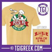 Alpha Chi Omega - TGI Greek - Comfort Colors - Greek T-shirts #TGIGreek #AlphaChiOmega