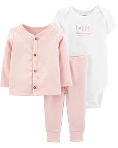 Choose between tender baby trousers, comfortable leggings, strong denim and cute capris. Baby Girl Pants, Baby Boy Outfits, Kids Outfits, Baby Pink Clothes, Babies Clothes, Babies Stuff, Doll Clothes, Carters Baby Boys, Baby Girls