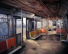 1 | 17 Haunting Dioramas Of A Post-Apocalyptic World | Co.Design: business + innovation + design#1