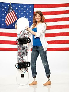 There are no words to describe how incredibly beautiful and inspiring Amy Purdy is!!♥