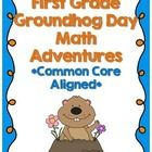 Need some fun and Common Core aligned math activities for your 1st graders? This 20 page packet has *addition to 20 *addition to 40 *subtraction to...