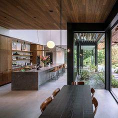 Modern Architecture House, Modern House Design, Modern Interior Design, Interior Architecture, Amsterdam Architecture, Design Loft, Design Design, Wall Design, Design Ideas