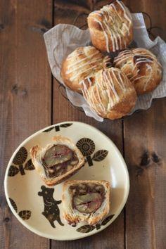 「コーヒーマロンパイ」kaiko | お菓子・パンのレシピや作り方【corecle*コレクル】