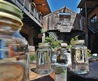 Ole Smoky Moonshine - Attraction on the Parkway - East Tennessee has long been known as the moonshine capital of the world, so it is only fitting that downtown Gatlinburg has its very own distillery. #downtowngatlinburg