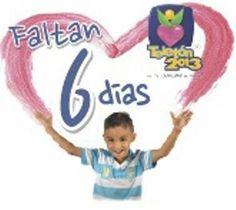 "https://www.facebook.com/events/487541241283071 Hoy comenzó la carrera del amor, nos quedan 6 días para llegar a la meta. Teleton 2013, VIERNES 12 ""Por tu capacidad de amar""!!!  https://www.facebook.com/NICARAGUAMIPATRIAAZULYBLANCO GOD BLESS MY NICARAGUA, LITTLE NICARA TODAY, TOMORROW & FOREVER & EVER! amen  DIOS BENDIGA MI NICARAGUA, NICARAGUITA HOY, MAÑANA Y SIEMPRE! amen https://www.facebook.com/NICARAGUASIEMPREBENDITA"
