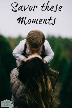 Savor the Moments - Your Modern Family