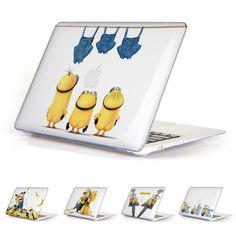 $21.99 (Buy here: https://alitems.com/g/1e8d114494ebda23ff8b16525dc3e8/?i=5&ulp=https%3A%2F%2Fwww.aliexpress.com%2Fitem%2FUnique-Lovely-Clear-Cartoon-Minions-Cover-Case-for-Apple-MacBook-Air-11-13-Pro-Retina-13%2F32410988208.html ) Unique Lovely Clear Cartoon Minions Cover Case for Apple MacBook Air 11 13 Pro Retina 13 15 New 12 inch Hard Protective Shell for just $21.99